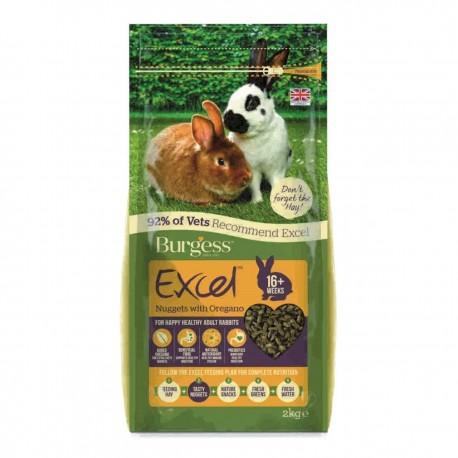 Burgess Excel Conejo Adult Oregano