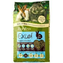 Burgess Excel Conejo Junior & Enano
