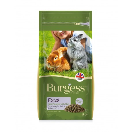 Burgess Excel Conejo Light