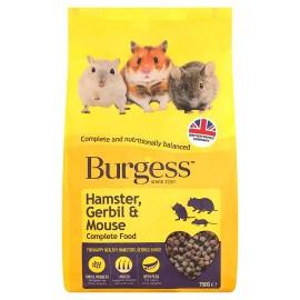 Burgess gerbo,hamster&ratón complet