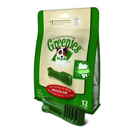 Greenies Regular Bolsa 12 uds 340g