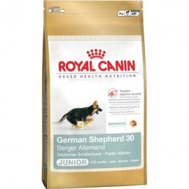 Royal Canin Pastor Aleman Junior 30