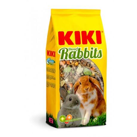 Kiki Bolsa Alimento Conejos Enanos