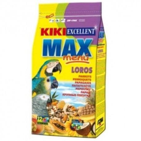 Kiki Max Menu Loros Y Cotorras