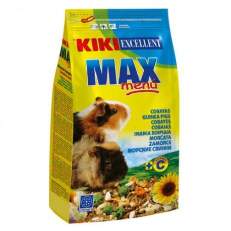 Kiki Max Menu Cobayas
