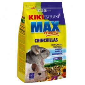 Kiki Max Menu Chinchillas