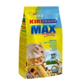 Kiki Max Menu Hamsters