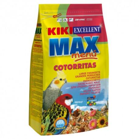 Kiki Max Menu Cotorritas