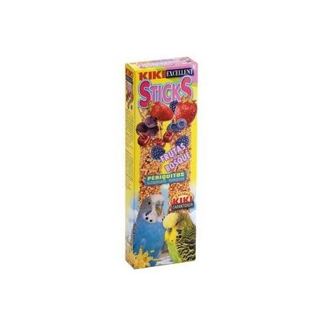 Kiki Sticks Periquitos Con Miel Paquete 2 Uds.