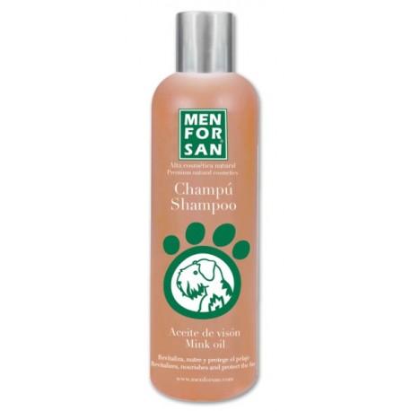 Menforsan Champú protector aceite de visón