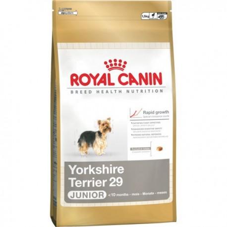 Royal Canin Yorkshire Terrier Junior 29