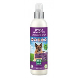 Spray Cat Antiinsectos Margosa,Geranil,Lavan
