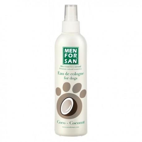 Menforsan Agua de colonia coco para perros