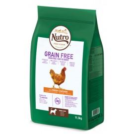 Nutro Grain free adult med pollo