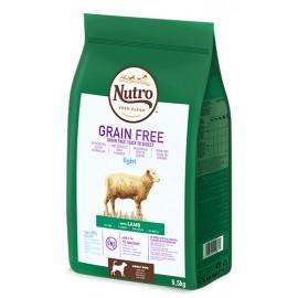 Nutro Grain Free adult light cordero