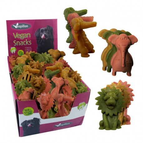 Vegan Snack animal surtido display